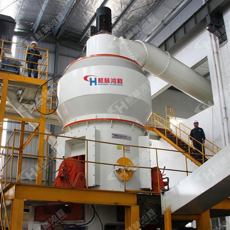 铝矾土立式磨国产立式磨粉机整套生产线