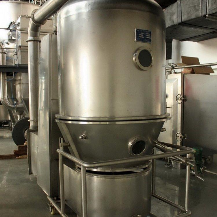 出售二手500高效沸腾干燥机  二手沸腾干燥机价格 二手沸腾造粒干燥机