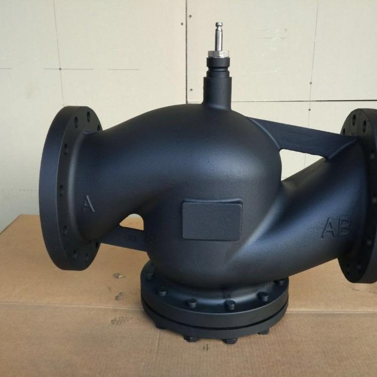 电动三通调节阀西门子温控阀VXF43.125