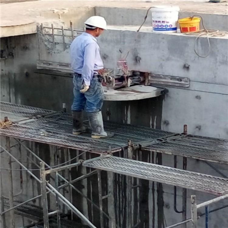 潍坊切割墙体切割 防撞墙切割绳锯切割 混凝土切割拆除加固