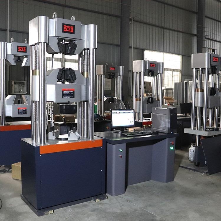 济南文腾 电液伺服拉力万能试验机 橡胶万能材料试验机 金属材料万能试验机 万能材料检测设备