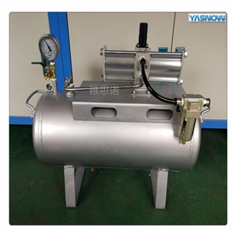 压缩空气增压泵 压缩空气增压系统 压缩空气增压器
