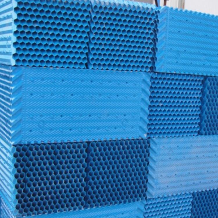 冷却塔填料 pvc冷却塔填料 圆形pvc冷却塔填料 热销推荐