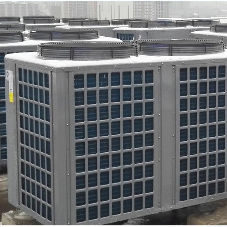 华知源HZYHC-100D超低温空气能热泵商用系列
