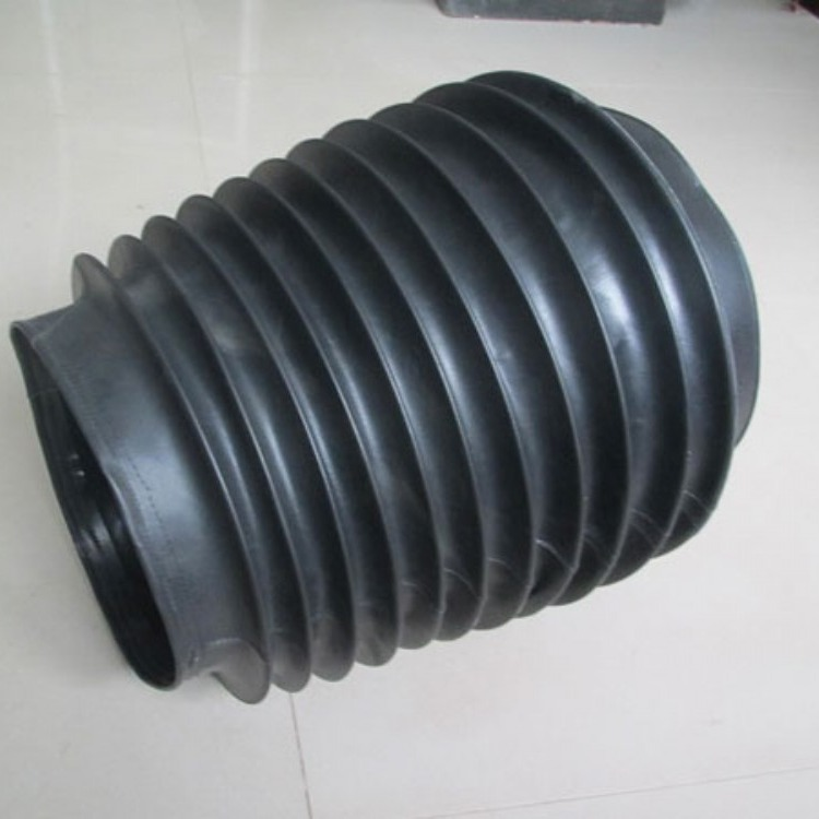 液压缸立柱防尘防护罩