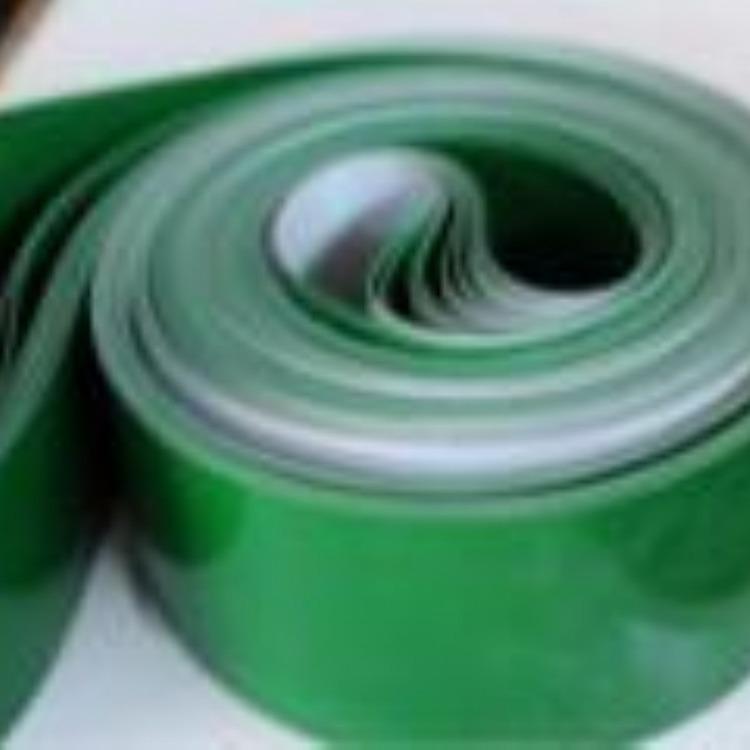 环形绿色pvc输送带
