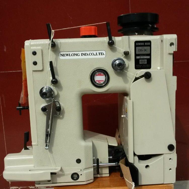 进口缝包机 DS-9C纽朗工业进口缝包机 原装进口NEWLONG DS-9C缝包机