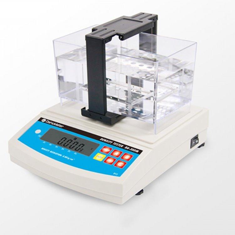 DE-200 pvc颗粒比重仪 pvc颗粒密度仪 pvc颗粒密度天平