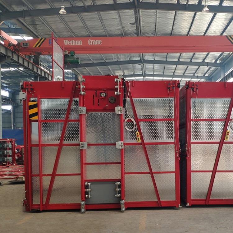 施工升降机生产制造厂家-中建建科