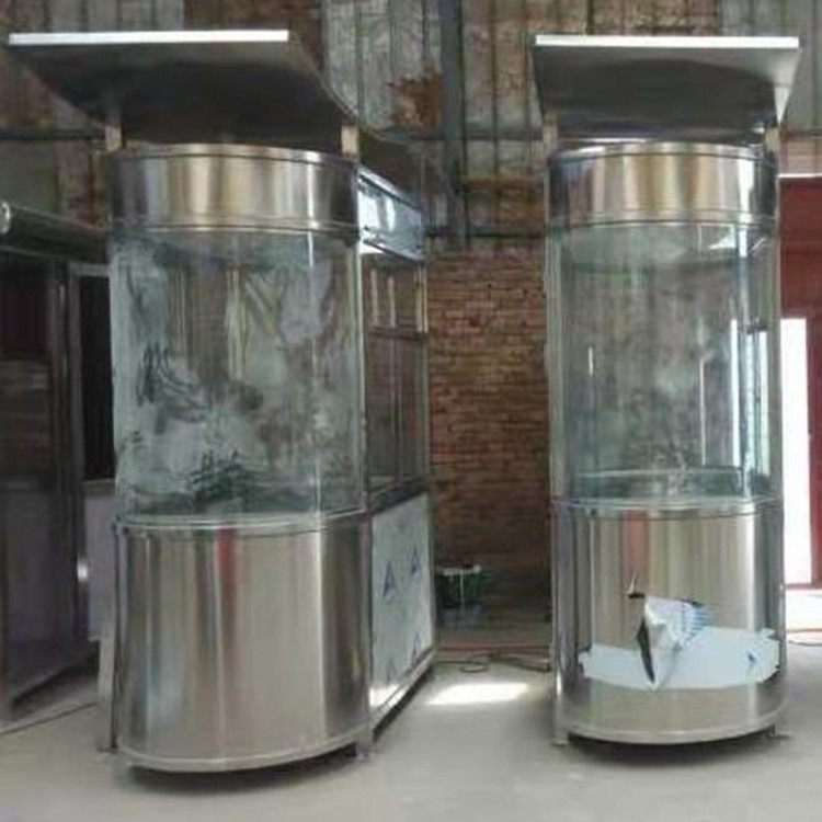 陕西值班岗亭厂家 西安不锈钢岗亭定制 岗亭价格多少钱一个