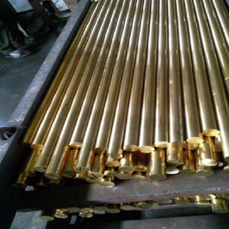 国标环保H62黄铜圆棒   非标H59黄铜圆棒   东莞铜材厂家