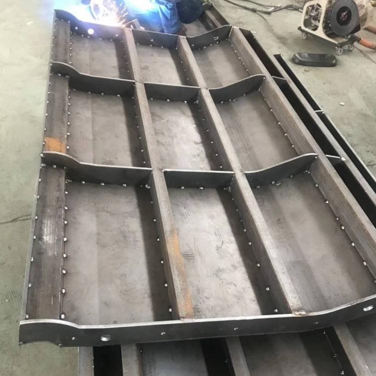 高铁遮板模具-桥梁遮板模具-栏杆遮板模具-品质承诺