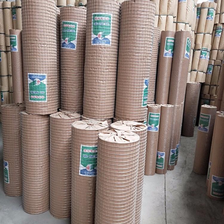 假山粉  墙铁丝网 铁丝圈地护栏养殖电焊网