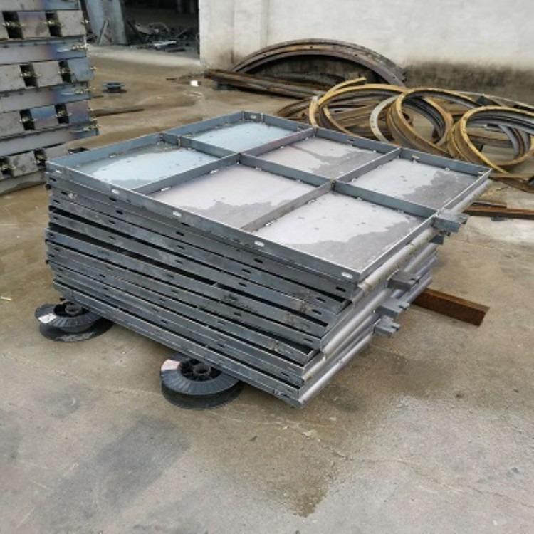 道路隔离带钢模具 道路预制隔离带钢模具生产供应