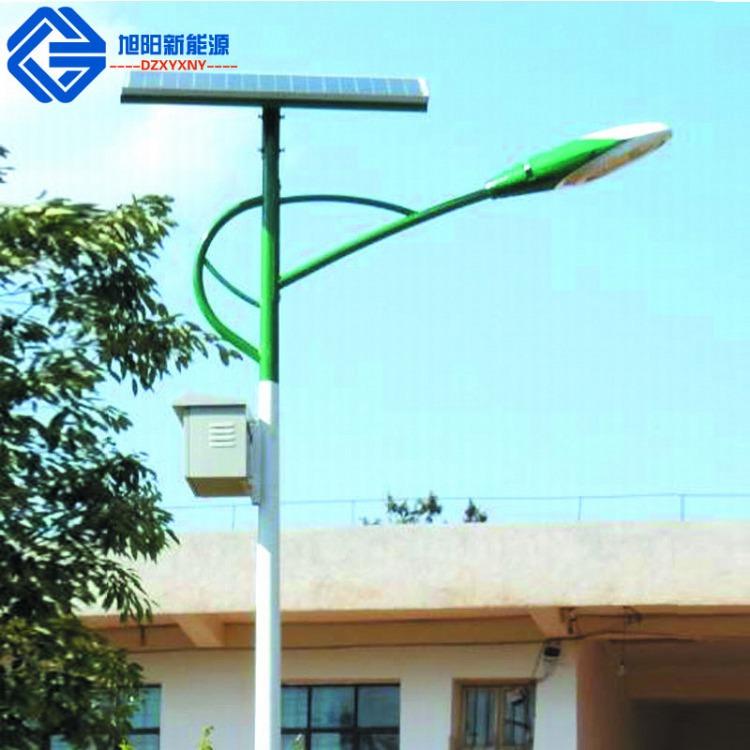 6米40瓦市电路灯 厂家供应户外LED防水道路照明灯 新农村抱箍路灯