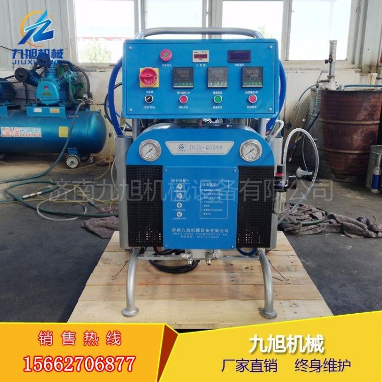 聚脲喷涂机聚氨酯发泡料|聚脲防水涂料生产设备泳池防水喷涂机