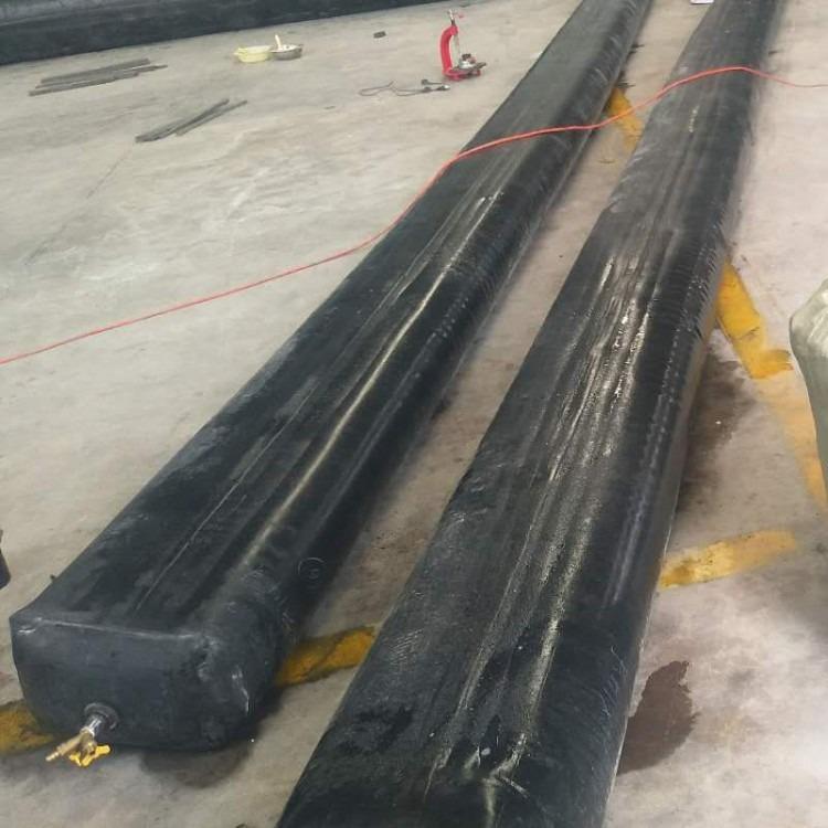 圆形桥梁用充气芯模 八角形橡胶充气芯模濉溪厂家直销