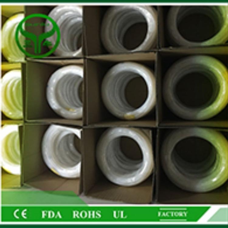 厂家销售四氟波纹管铁氟龙油管,透明 铁氟龙管聚四乙烯管PTFE管 高温特氟龙管 四氟管