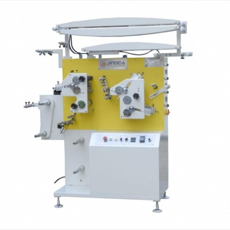 生产销售JR-1262柔版商标印刷机