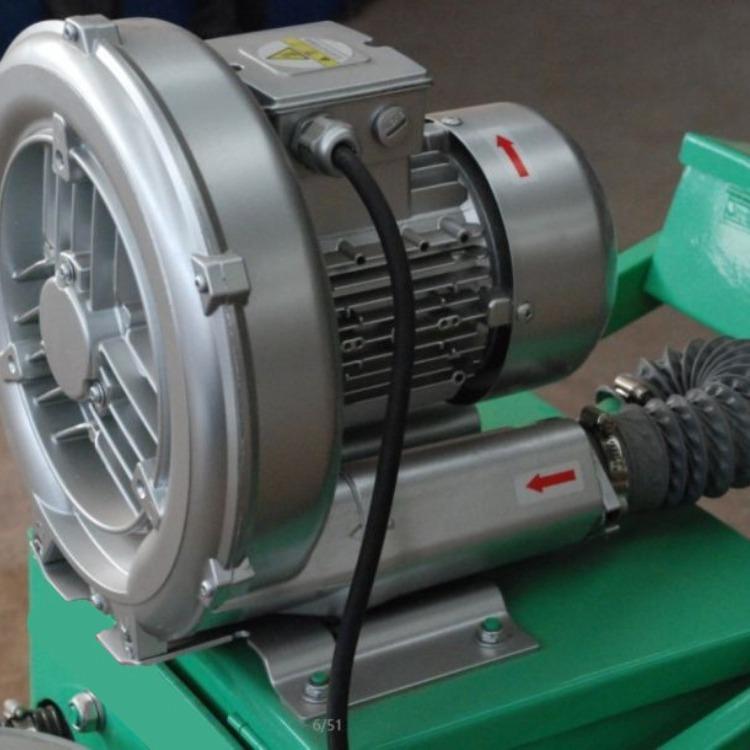 环氧地坪打磨机是一种吸磨一体打磨机