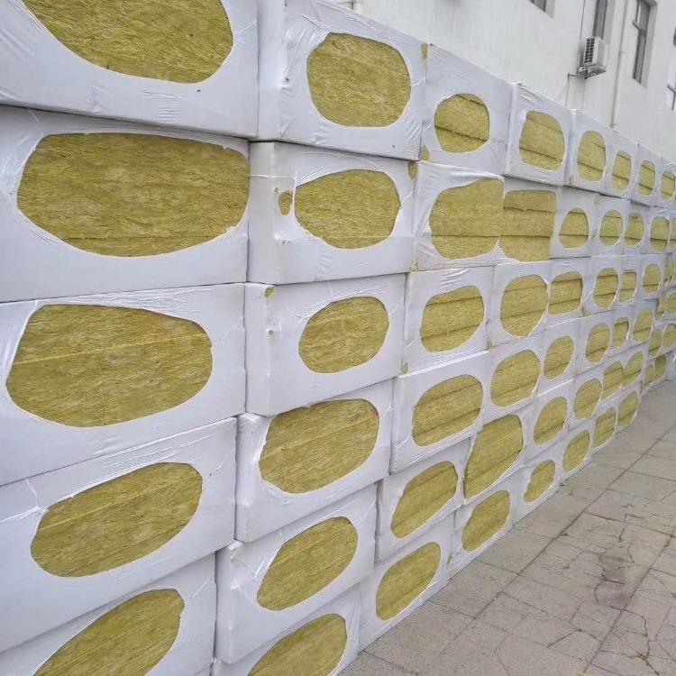 厂家直销外墙岩棉复合板 憎水玄武岩岩棉板 铝箔岩棉板