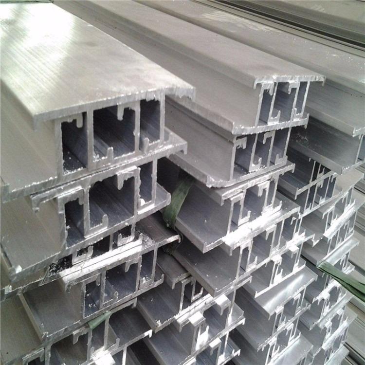 厂价直销  铝合金铝滑槽 移门铝滑槽 标识牌滑槽