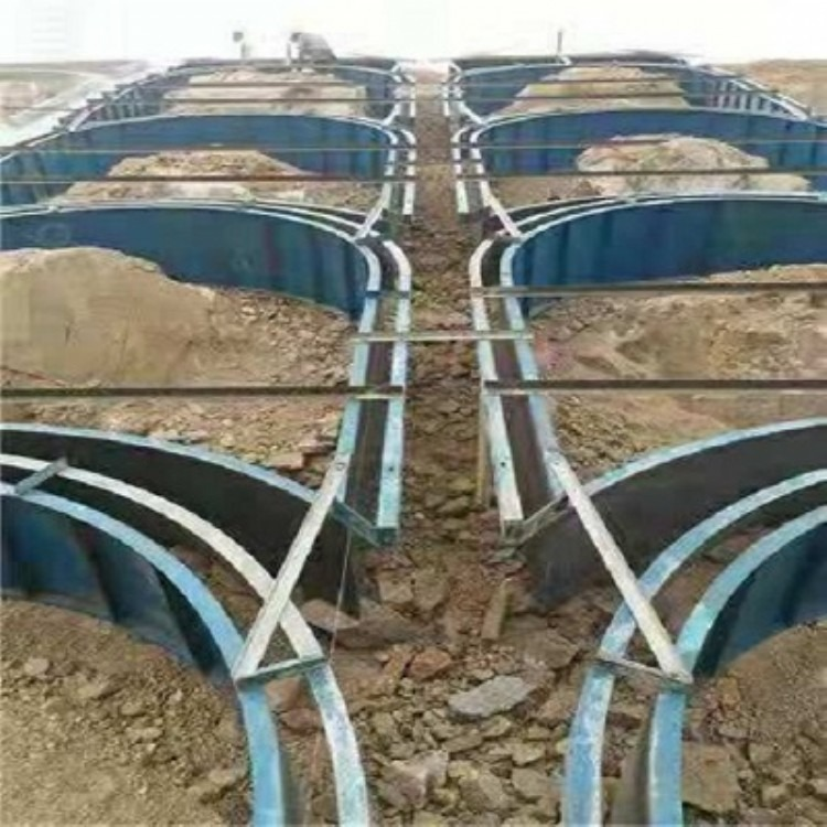水泥拱形护坡模具  现浇拱形护坡模具 拱形护坡模具