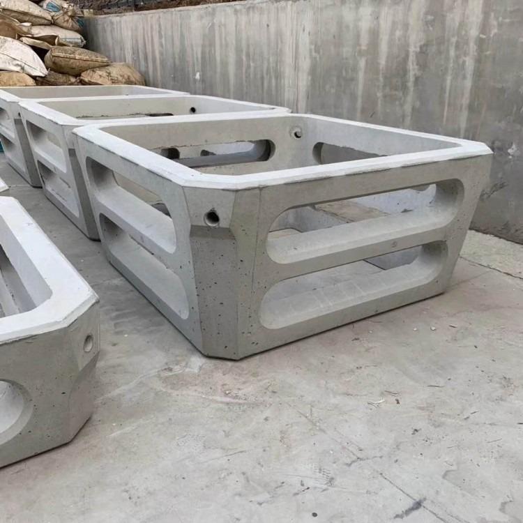 预制混凝土生态阶梯式护坡模具