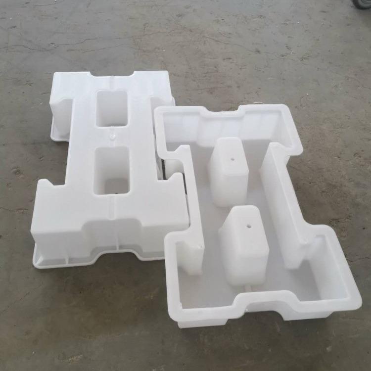 塑料连锁生态护坡模具 连锁生态护坡模具