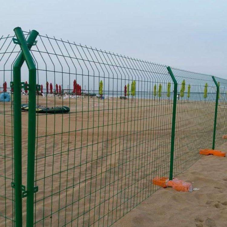 国创厂家热销小区护栏 铁艺围栏 锌钢护栏 波形护栏 铁丝网护栏 护栏生产厂家