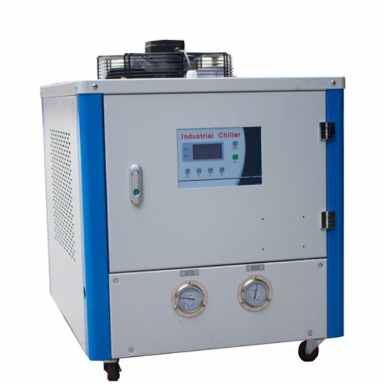 工业用风冷冷水机,风冷箱式工业冰水机,上海风冷式冷水机厂家