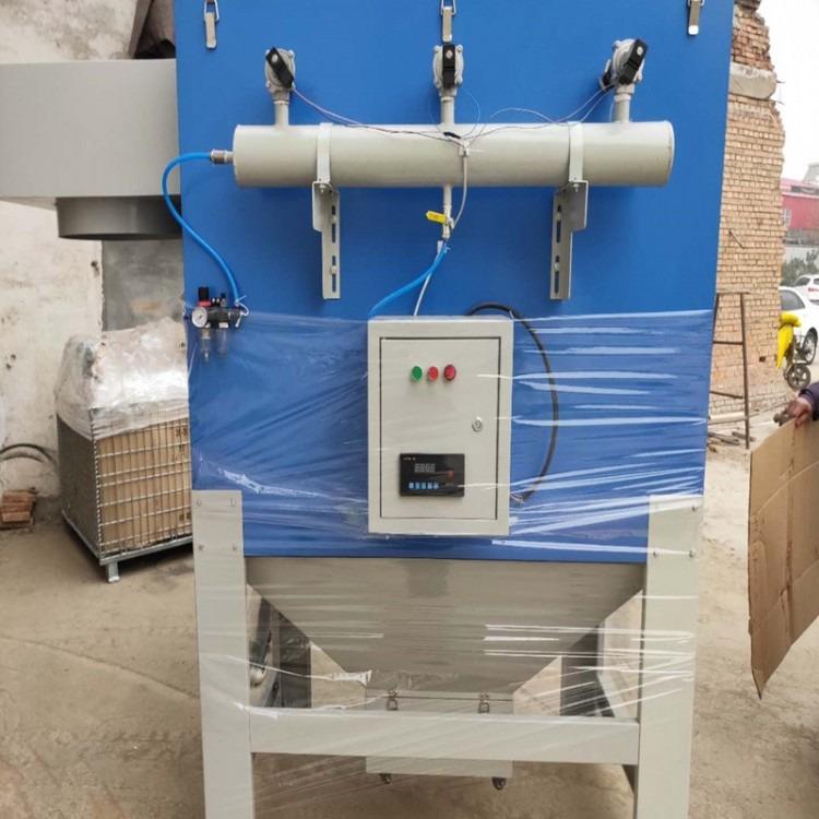 打磨台 抛光除尘工作台粉尘收集柜移 动式无尘净化设备抛光吸尘工业净化器
