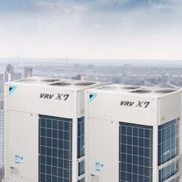 VRV中央空调,二手VRV空调回收,氟系统多联式机组回收