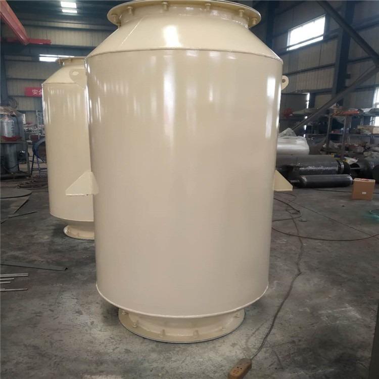 运国生产 锅筒安全阀消声器 锅筒安全阀消音器厂家 锅筒安全阀消声器制造
