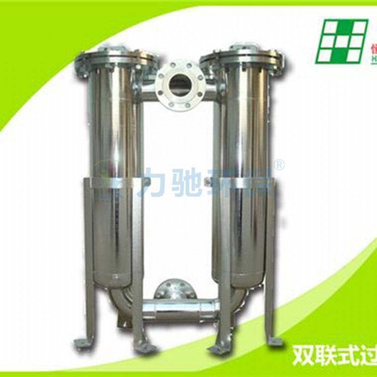 并联单袋过滤器 袋式空气过滤器  水过滤器 高效过滤设备