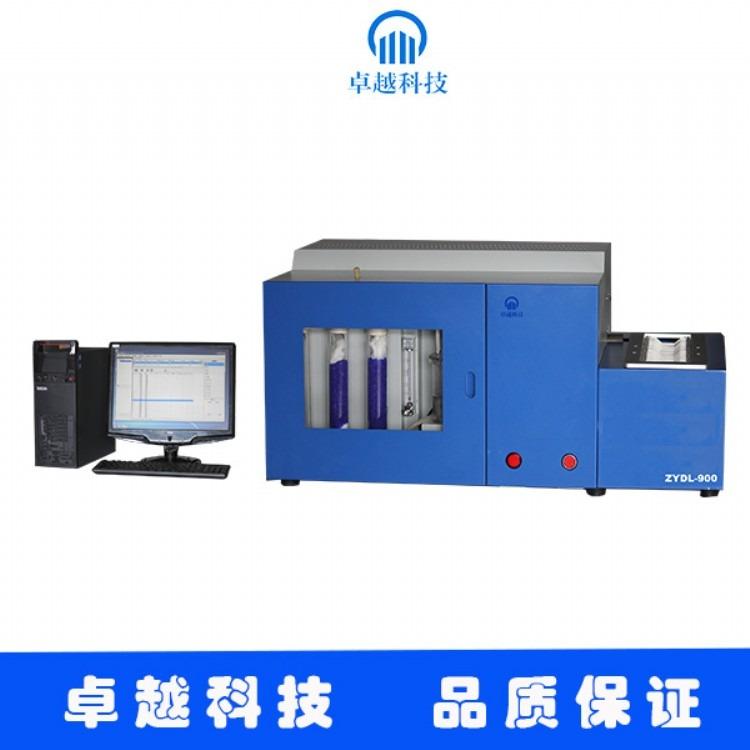 鹤壁卓越科技研发生产的定硫仪创新设计稳定可靠