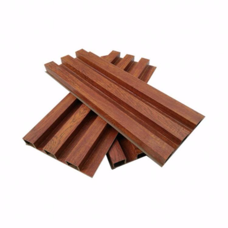 生态木厂家 木塑202高长城板 生态木墙面板墙裙 吊顶生态木板材厂家