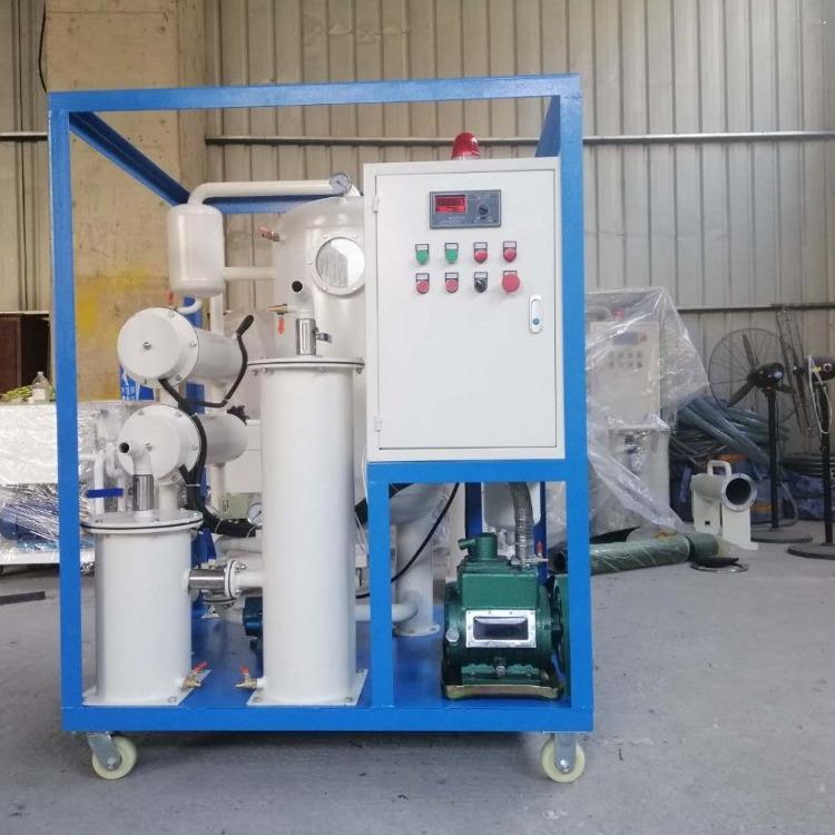 透平油脱水脱杂质装置