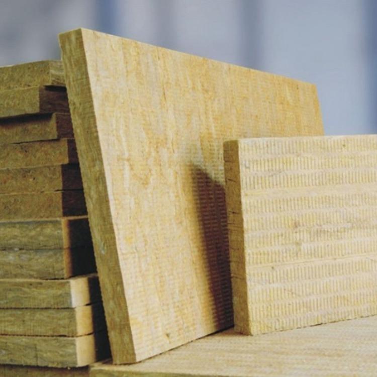 厂家直销外墙岩棉板 岩棉复合板 铝箔岩棉板 憎水岩棉板 防火岩棉