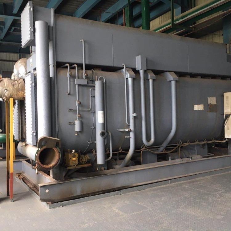 置换、二手回收申马深蓝联丰远大双良溴化锂冷水机组
