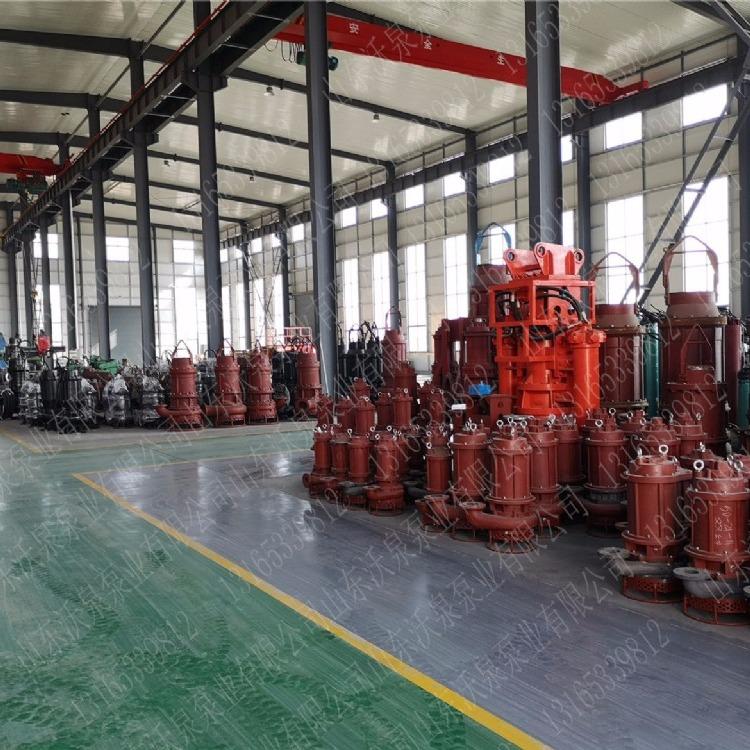 大型潜水抽渣泵 电动潜水排渣泵 厂家直供