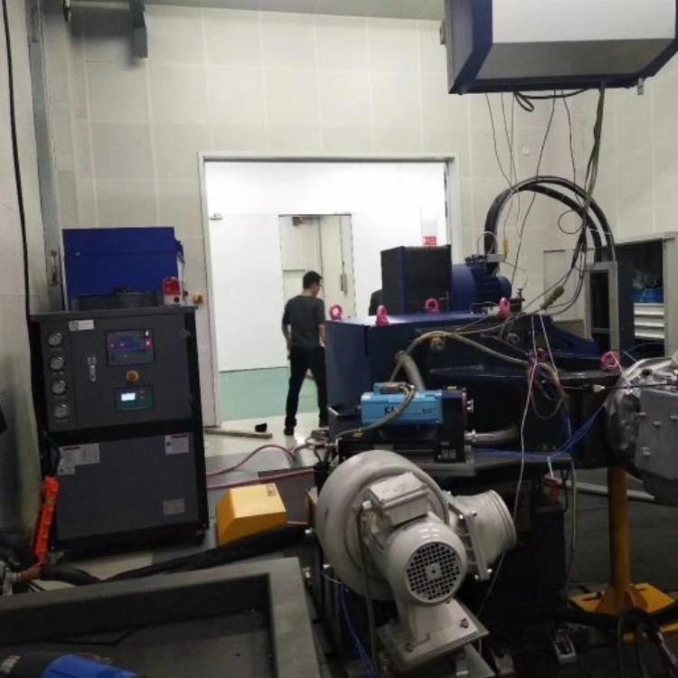 电机测试冷热机组,变速箱检测用冷热一体机,测试电机温控机,变速箱检测温控设备