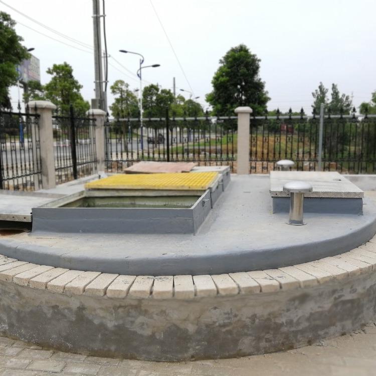 污水提升泵站 一体化预制泵站  一体化泵站 雨水处理泵站