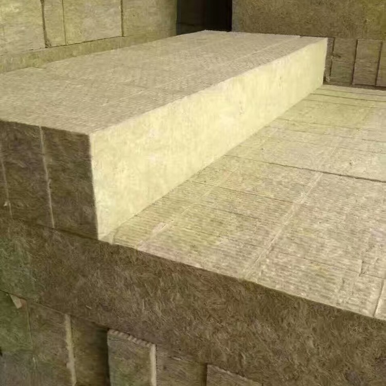 竖丝硬质岩棉条 阻燃吸音岩棉条 高密度憎水岩棉条