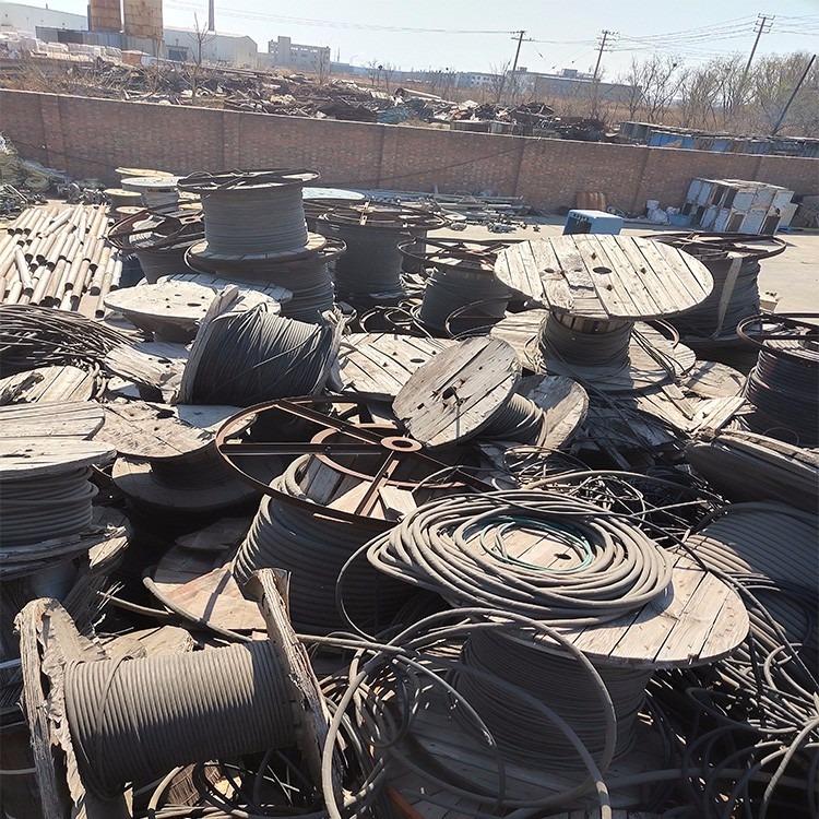 高价回收各种电缆电线-矿用电缆回收-各种型号胶皮电缆回收价格