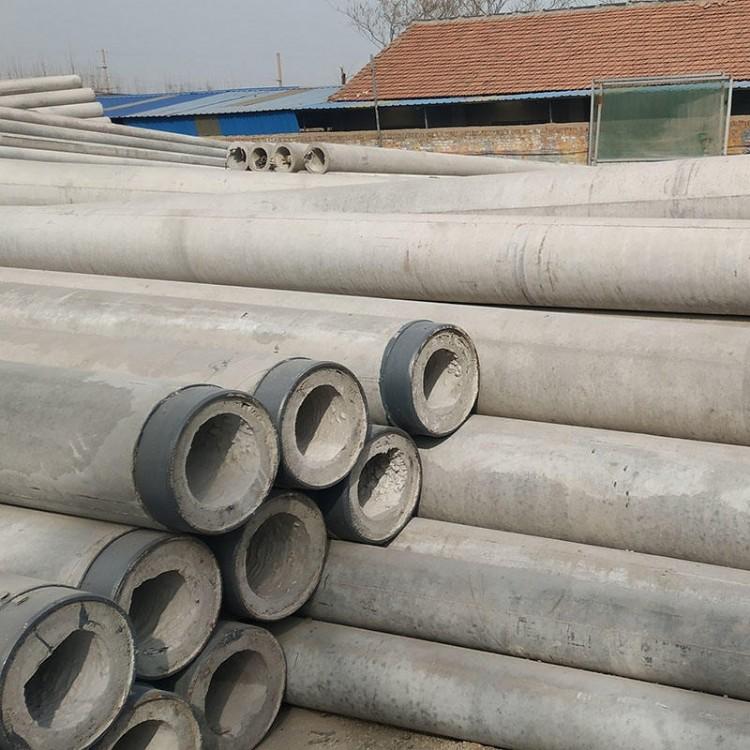 水泥电线杆厂家 河南省许昌市许昌县大量现货供应水泥电线杆、水泥电杆价格