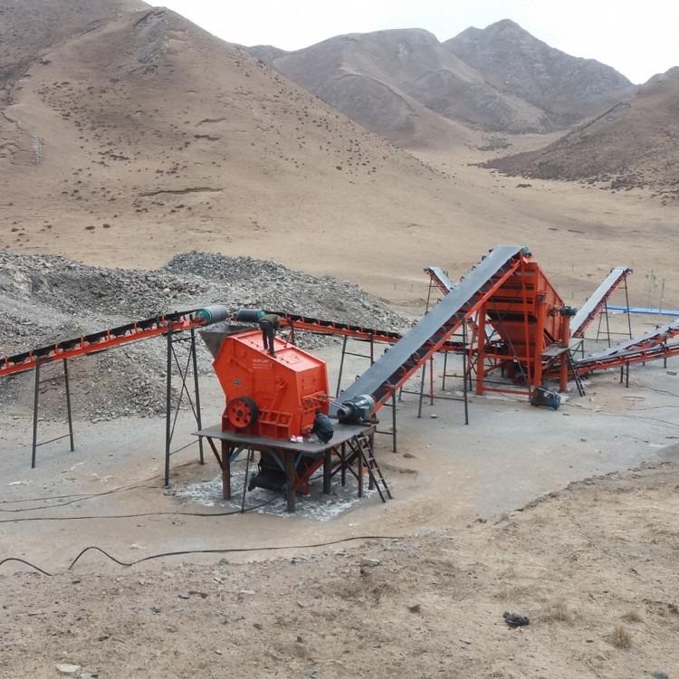 找整套石料线设备,砂石生产线请到中科大机械制造有限公司
