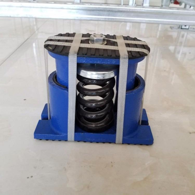 河北直销JB型弹簧减震器 阻尼减振器 冷水机组减震器 冲压机床减震器 机械设备减震器生产厂家