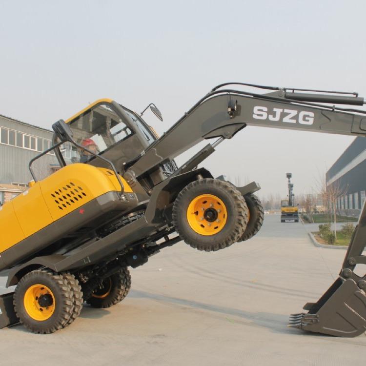 80挖掘机   轮式挖掘机  中型挖掘机   保证质量  价格特惠