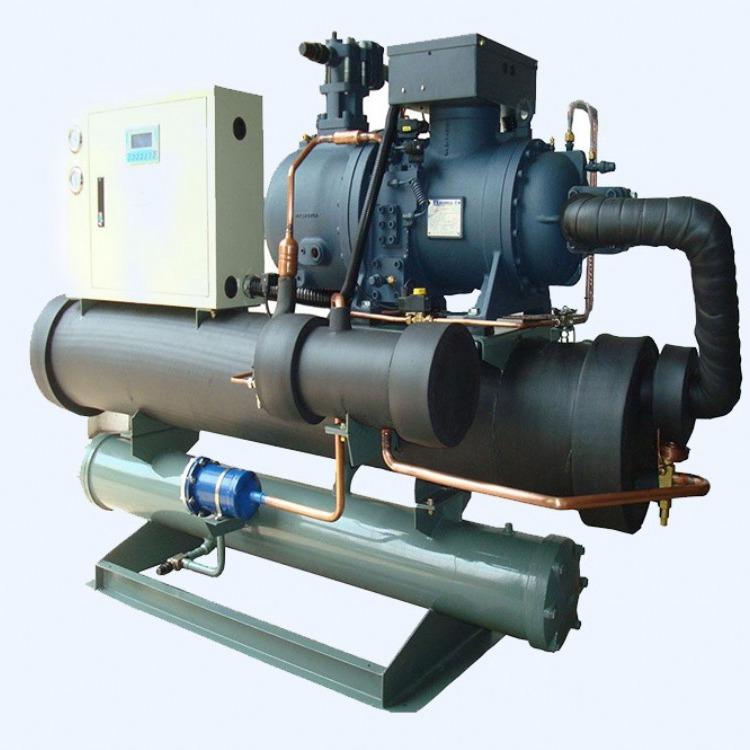 雅仕达厂家直销 YSD-80P水冷螺杆式冷水机 低温螺杆式冷水机组 低温冷冻机组